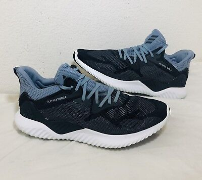 95ba63f493a5d Adidas Alpha Bounce Beyond Mens Shoes Size 14 Sneakers Training Running