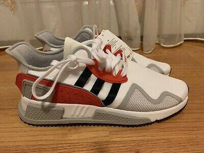 watch ac117 7f2fc Adidas Equipment Cushion Advance Redwhite Size 9