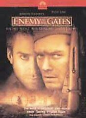 Enemy at the Gates (DVD, 2001, Checkpoint) DISC IS MINT