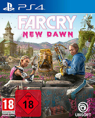 Far Cry New Dawn - PS4 Playstation 4 Spiel - NEU OVP