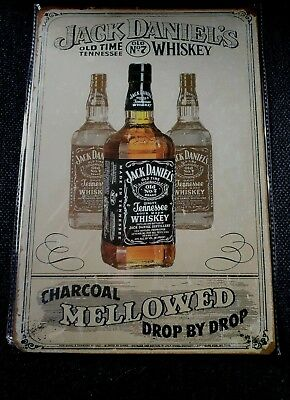 Jack  Daniels  Sign  Ideal  For  Collector  Or  Pub  /wall  Etc