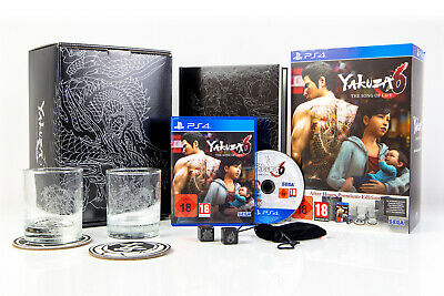 PS4 Spiel -Yakuza 6 - After Hours Premium-Edition - Playstation 4 - USK18