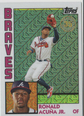 2019 Topps series 1  1984 silver pack chrome base cards  you choose your card