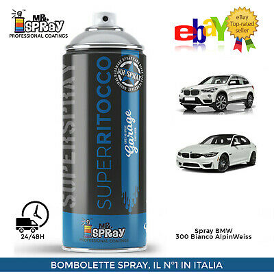 Spray BMW 300 Bianco AlpinWeiss