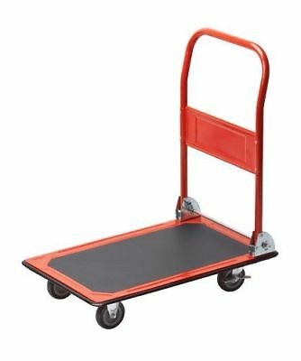Meister - Chariot plateforme pliant 150kg (Import Allemagne) - [8985400] NEUF