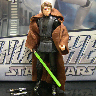 "STAR WARS the black series LUKE SKYWALKER 3.75"" Return of the Jedi WALMART"