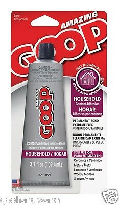 Amazing household goop 3.7 oz clear
