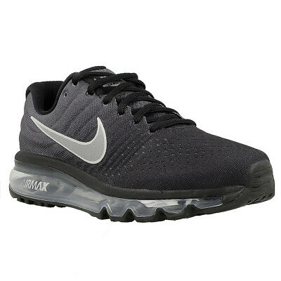 new products f9f59 01dbe Nike Air Max 2017 Gs - Uk Size 3.5 - Black Grey (851622-