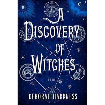 A Discovery of Witches - Hardcover NEW Harkness, Debor 2011-02-08