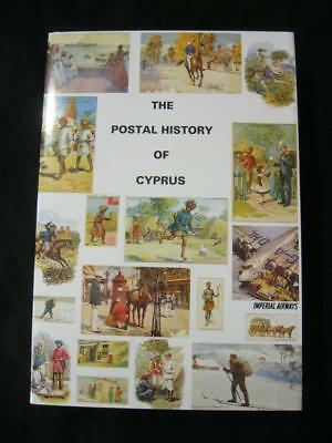 THE POSTAL HISTORY OF CYPRUS by EDWARD B PROUD