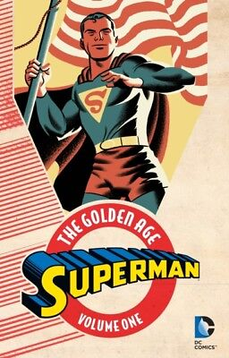 Superman The Golden Age TP Vol 1 (Paperback), Shuster, Joe, Siege...