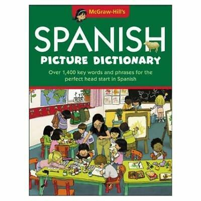 McGraw-Hill's Spanish Picture Dictionary (Mcgraw-Hill¬s - Hardcover NEW - 2003-1