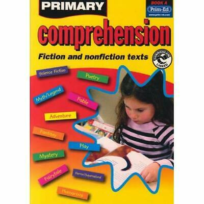 Primary Comprehension: Bk. A: Fiction and Nonfiction Te - Paperback NEW Publishi