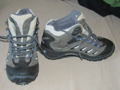 5a96a02bef3 MERRELL REFLEX MID Waterproof Shale Boots Ladies Size 7.5