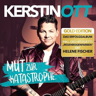 OTT KERSTIN - Mut zur Katastrophe, 1 Audio-CD (Gold Edition)