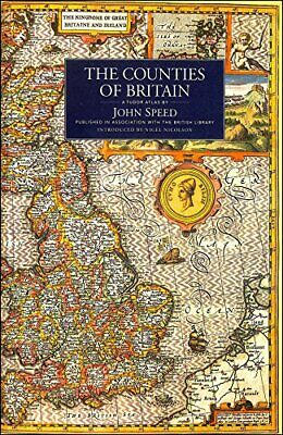 The Counties of Britain: A Tudor Atlas, John Speed, Used; Good Book