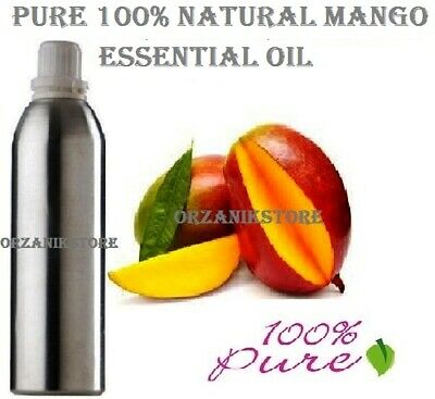 Essential Mango Oil Pure Natural Therapeutic Aromatherapy 10ml-100 ml Free Ship