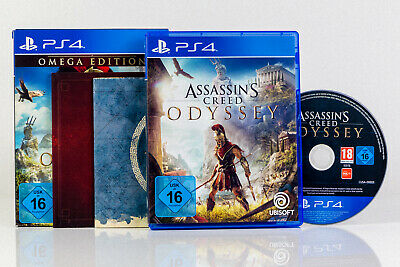 (B) PS4 Spiel - ASSASSIN'S CREED - Odyssey - OMEGA EDITION - Playstation 4