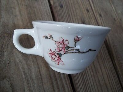 Syracuse China Summerdale Floral Cup Coffee Tea Soup Bouillon
