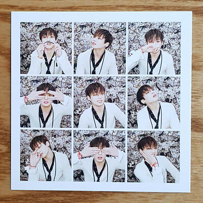 Jungkook Official Photocard BTS The Most Beautiful Moment in Life Part 1 Kpop