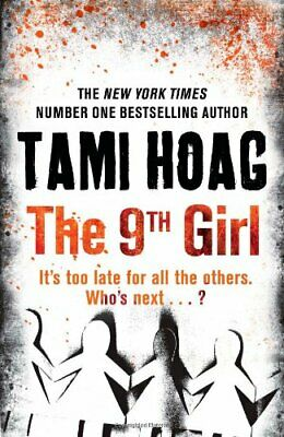 The 9th Girl By Tami Hoag. 9781409109594