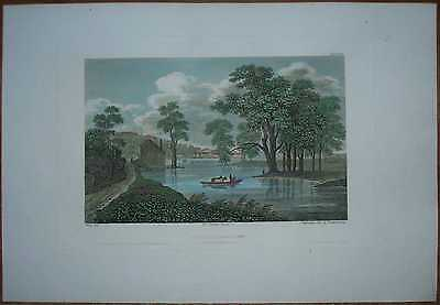 1833 Meyer print ALBANY, CAPITAL OF THE STATE OF NEW YORK (#38)