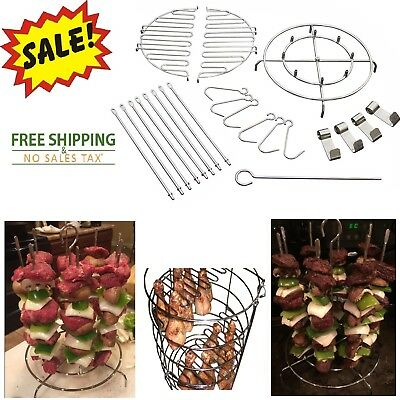 22 Piece Turkey Fryer Accessory Kit Char Broil En Cooking Free Shipping New