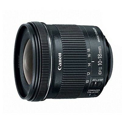 Canon EF-S 10-18mm f/4.5-5.6 IS STM Lens *NEW*