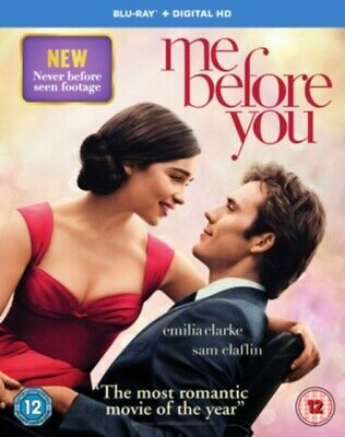 Me Before You [Includes Digital Download] [Blu-ray] [2016] [Regio...