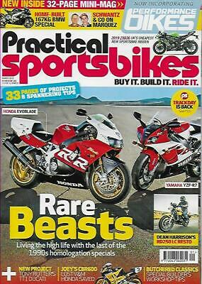 PRACTICAL SPORTSBIKES N.101 (NEW COPY)*Post included to UK/Europe/USA/Canada