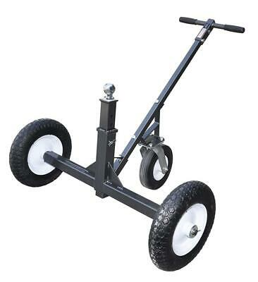 Tow Tuff TMD-1000C HD Dolly Adjustable Trailer Movers with Caster Wheel