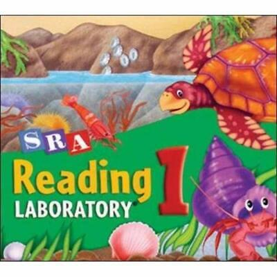 Reading Lab 1b - Student Record Book (Pkg. of 5)  - Levels 1.4 - 4.5 Don H. Park