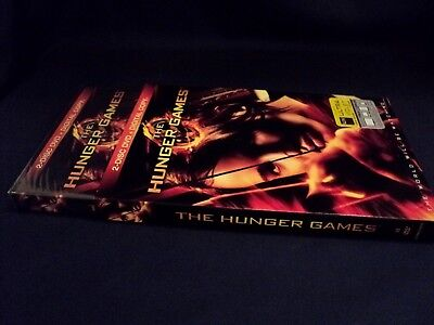 THE HUNGER GAMES DVD Movie