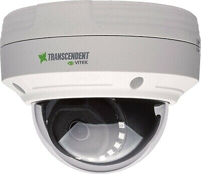Camera Indoor/Outdoor Dome Camera With Ir Led Illumination
