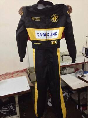 LOTUS JPS Go Kart Race Suit CIK FIA Level 2 Approved with free gift Gloves