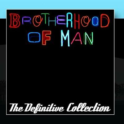 The Definitive Collection Brotherhood Of Man CD