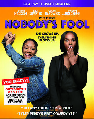 Nobody's Fool [New Blu-ray] 2 Pack, Ac-3/Dolby Digital, Amaray Case, Dolby, Di