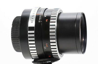 Carl Zeiss Flektogon 35mm f2.8 Lens -M42 Fit -Clean & Good with Caps & Filter-