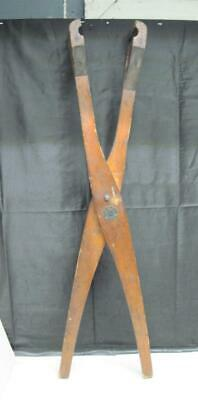 Old Antique Wooden Delta Star Electric Co. Fuse Puller 3' x 4""