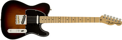 Fender American Special Telecaster In 3-Color Sunburst with Deluxe Gig Bag