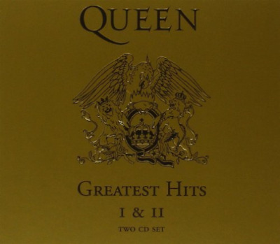 Queen-Greatest Hits I & Ii =Box Cd New