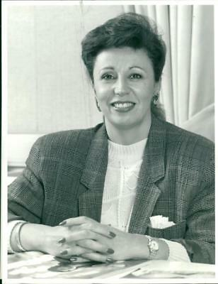 Jenifer Rosenberg, Veuve Clicquot Businesswoman of the Year for 1986 - Vintage p
