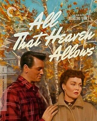 All That Heaven Allows (Criterion Collection) [New Blu-ray]