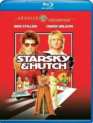 Starsky And Hutch [New Blu-ray] Manufactured On Demand, Subtitled, Amaray Case