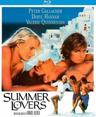 Summer Lovers [New Blu-ray]