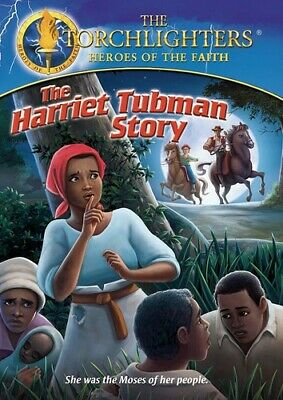 Torchlighters: Harriet Tubman Story [New DVD]