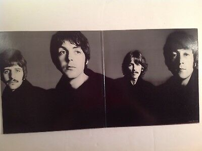 LP THE BEATLES LOVE SONGS Gatefold Original Capitol Records FREE SHIPPPING