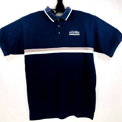 Frontier Las Vegas Polo Shirt Men S Large Short Sleeve