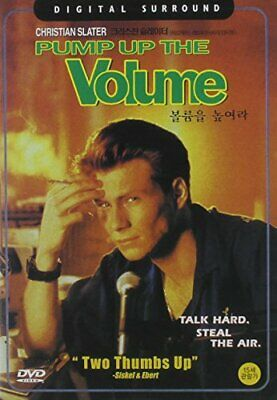 Pump Up The Volume - Christian Slater - all Region Import - Plays... - DVD  NGVG