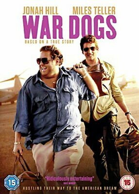 War Dogs [DVD] [2016] [Includes Digital Download] - DVD  ICLN The Cheap Fast